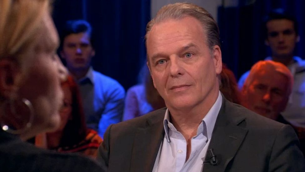 Wierd Duk on Dutch talks show Pauw in November