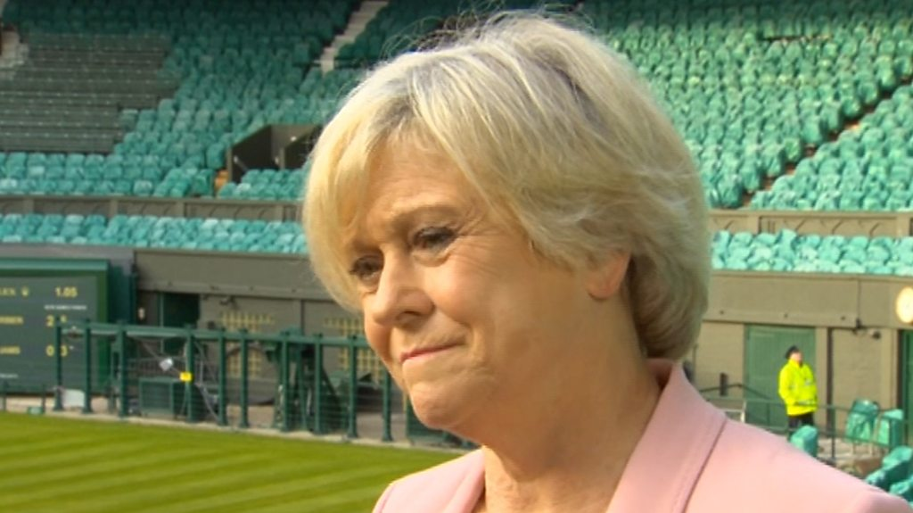 Andy Murray: Sue Barker 'devastated' by his tennis retirement plans