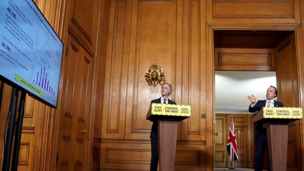 Coronavirus Daily Downing Street Press Conference Scrapped Bbc News