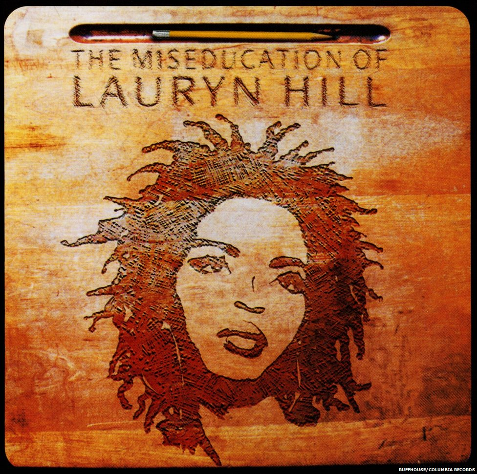 The Miseducation of Lauryn Hill cover