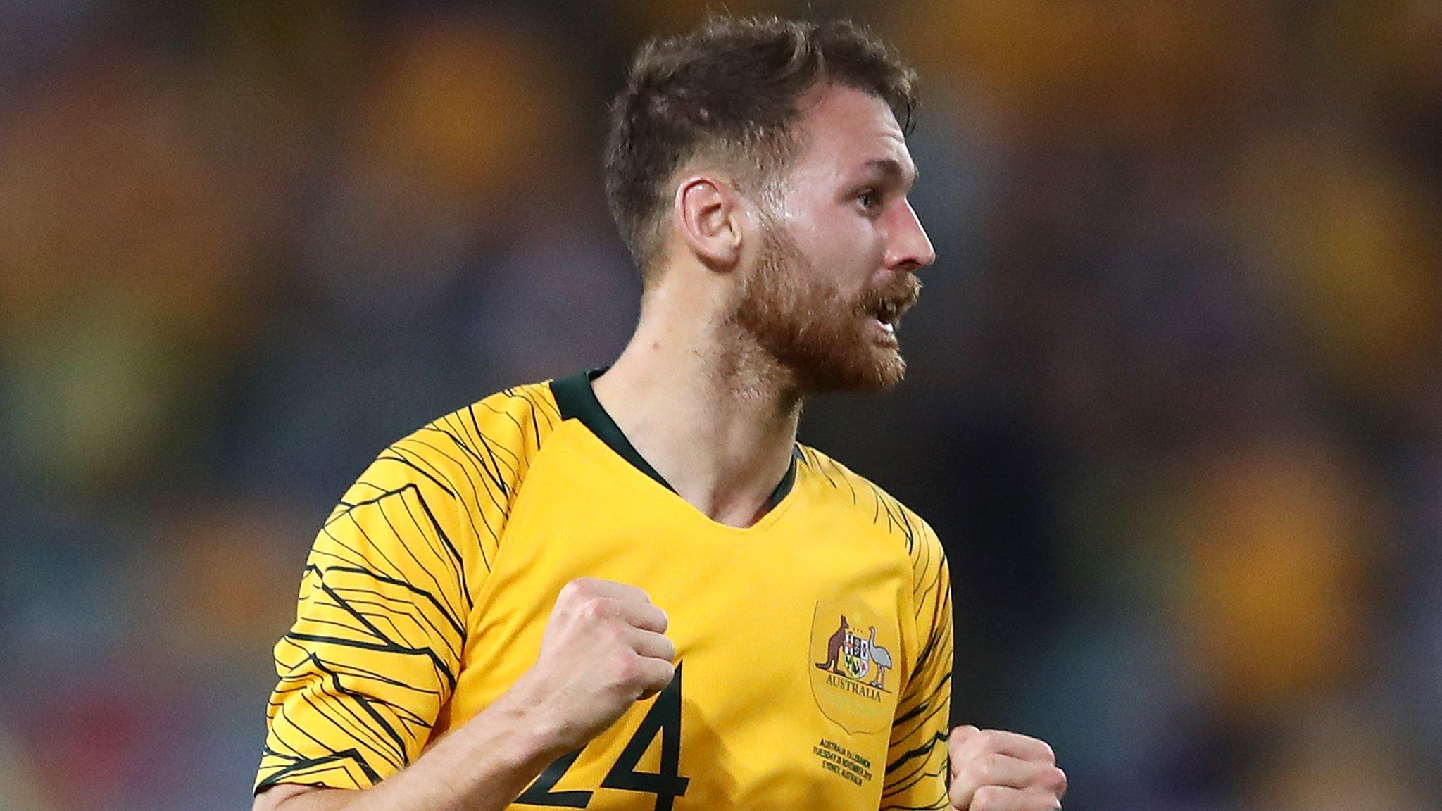 Martin Boyle: 'Fantastic' Hibs winger scores twice in first Australia start