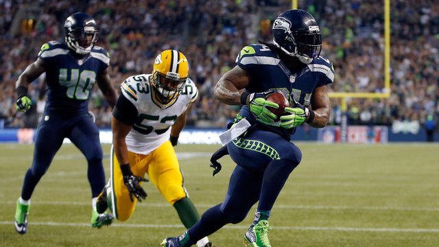 NFL: Best of the running backs 2014