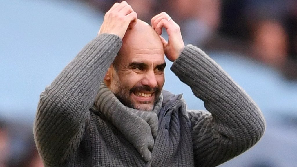 FA Cup: Man City will suffer against League Two Newport County, says Pep Guardiola