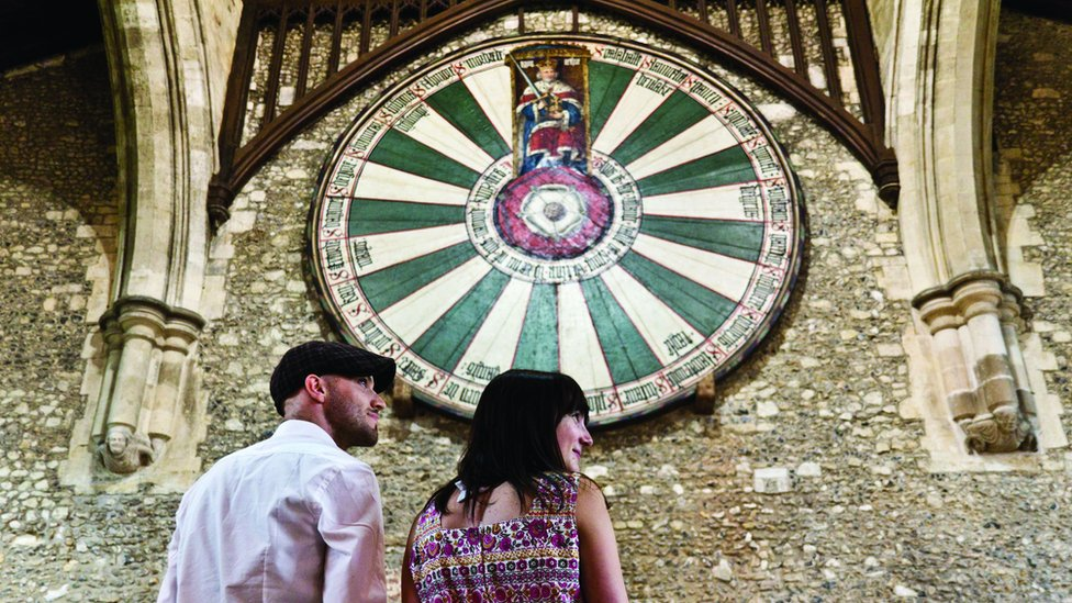 Is Winchester Really The Best Place To, Winchester Cathedral Round Table