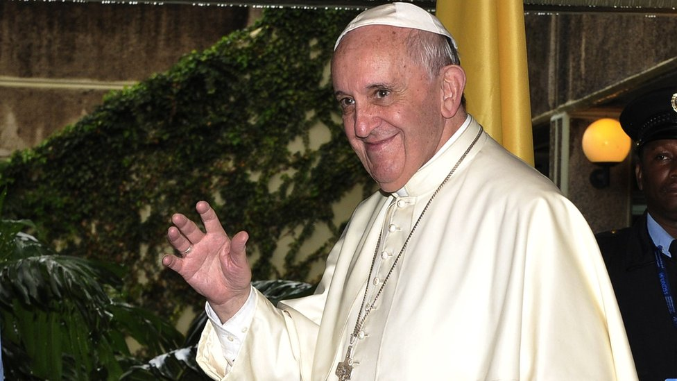 Pope Francis (Image: AP)