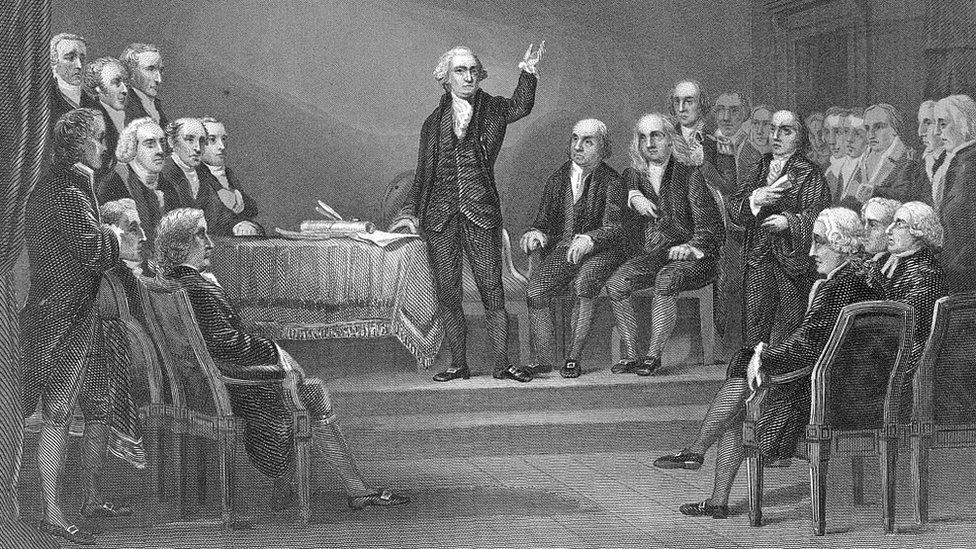 Convención Constitucional de Filadelfia