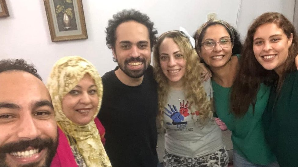 Egypt releases satirical blogger Shadi Abu Zeid thumbnail