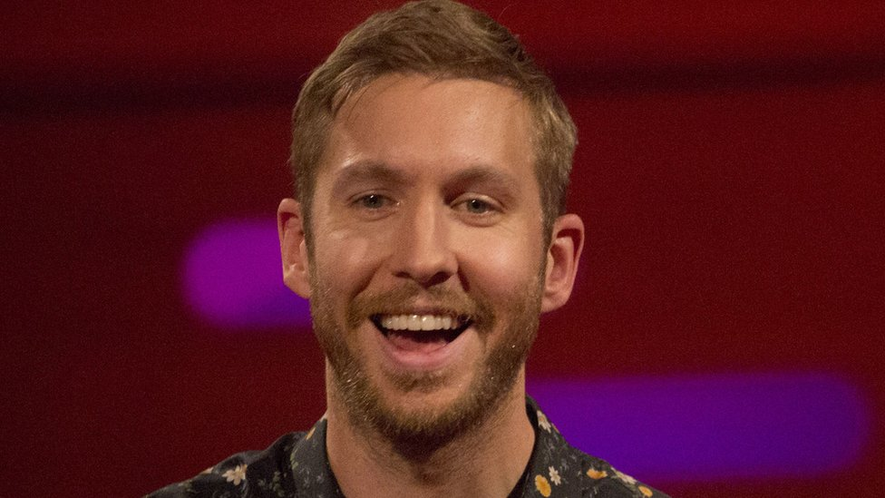 MUST WATCH: Calvin Harris Singing His Own Drops is Hilarious