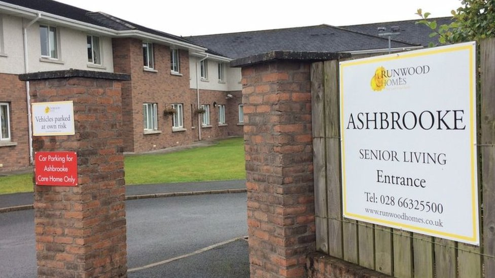Ashbrooke Care Home in Enniskillen was forced to close in 2017