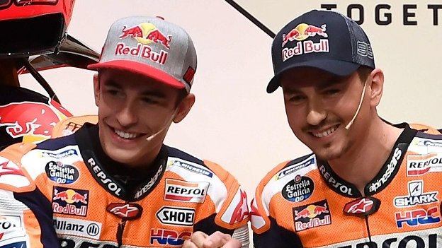 Marc Marquez and Jorge Lorenzo have a 'love-hate relationship'