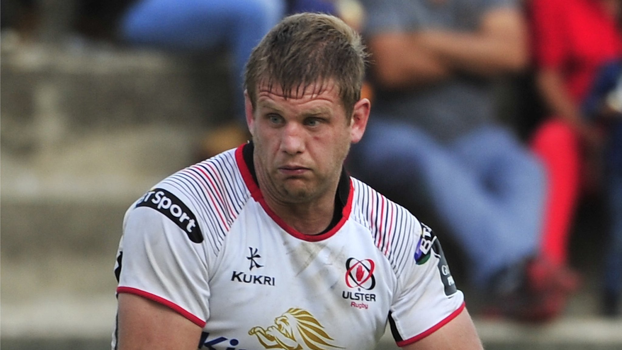Chris Henry: Ex-Ireland and Ulster forward adjusts to retirement
