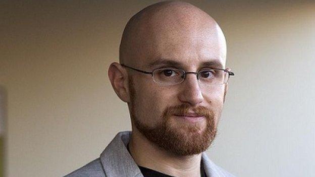 Ben Waber, CEO de Humanyze