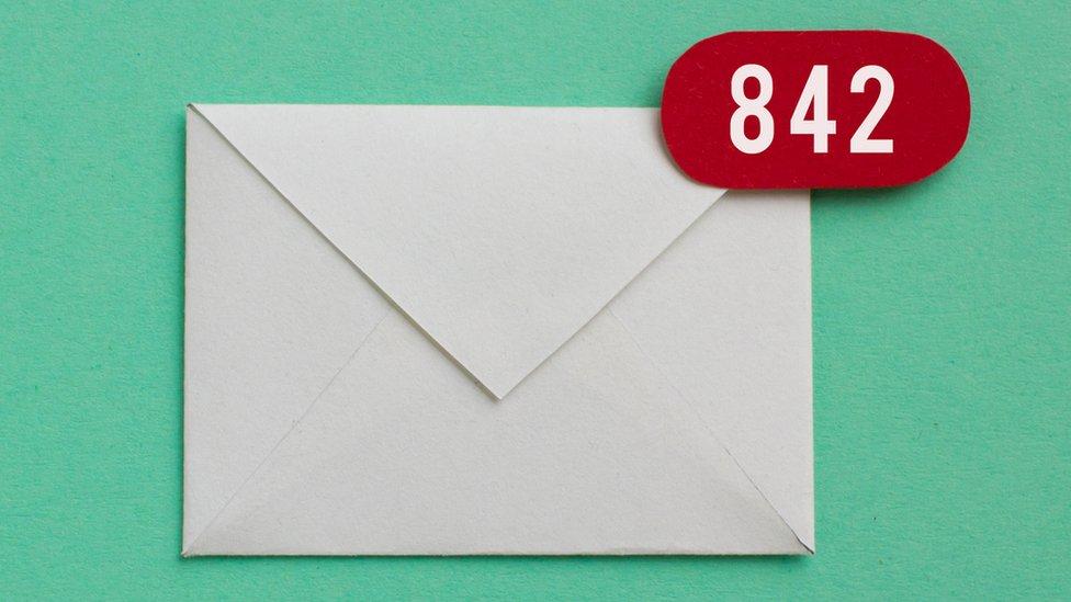 Buzón de correo.