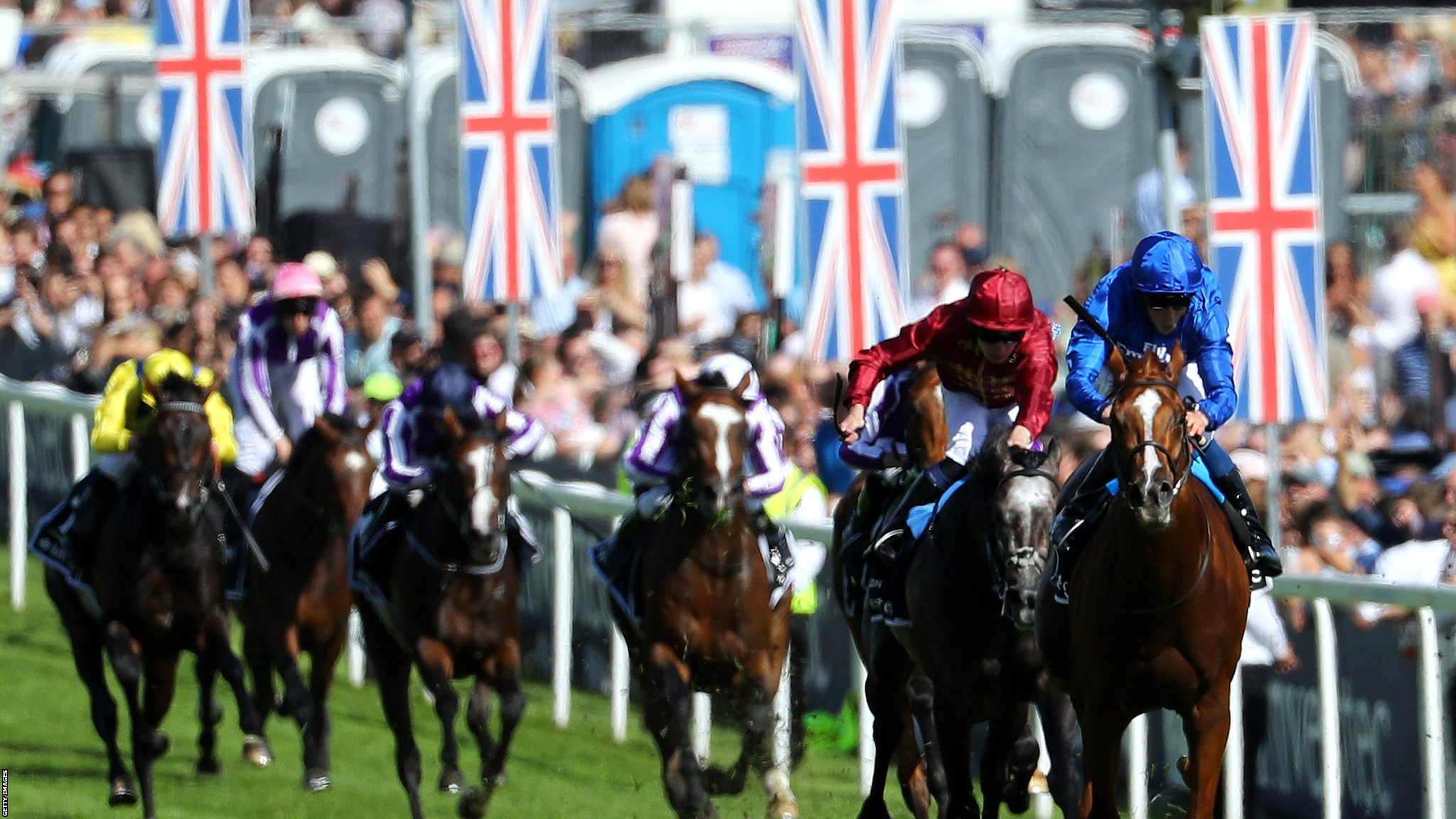 The Series: Eight racecourses commit to hosting new team competition