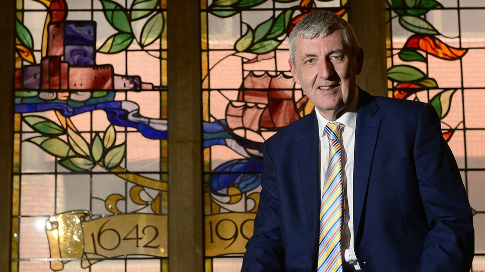 Presbyterian leader to attend Pope's Irish visit events