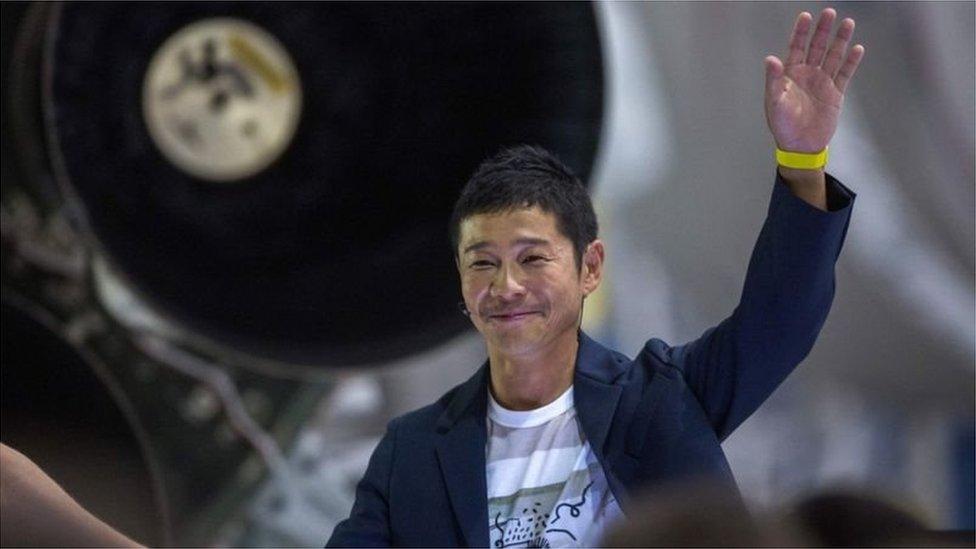前澤友作計劃成為 SpaceX 繞月旅行第一人