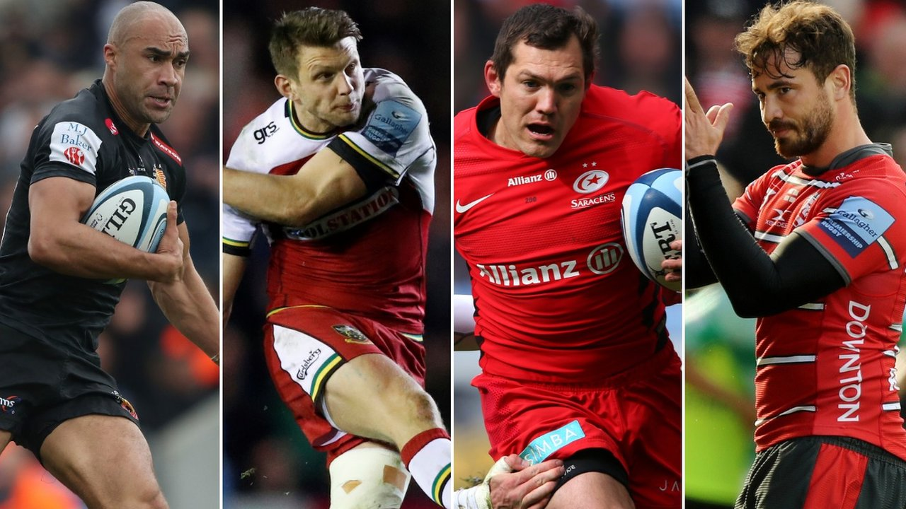 Premiership last four chase glory - but who will make it to Twickenham?