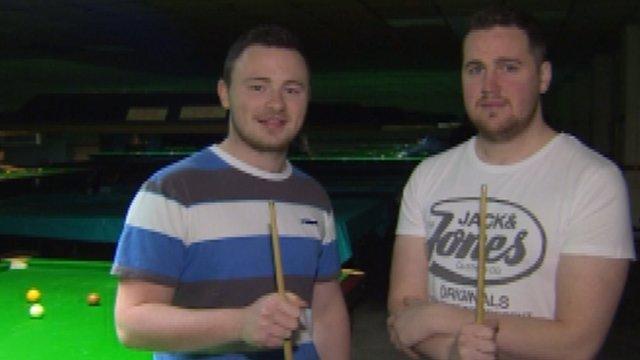 Duane Jones & Gareth Allen