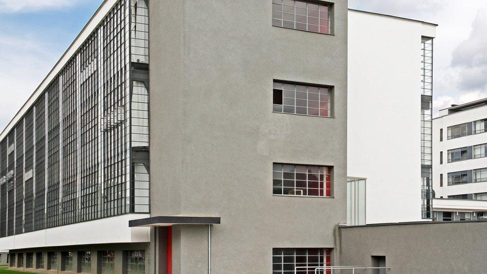 Escuela Bauhaus