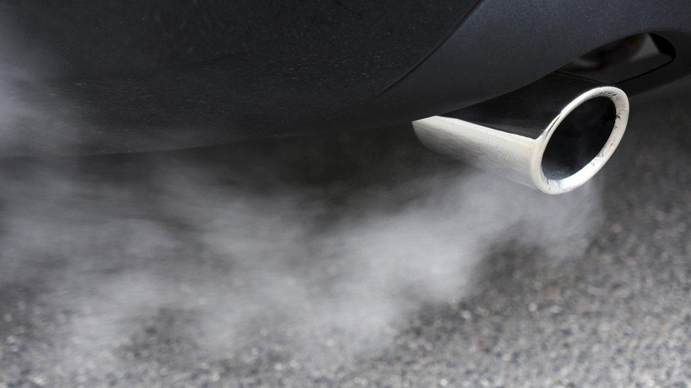 UK air pollutants continue decline
