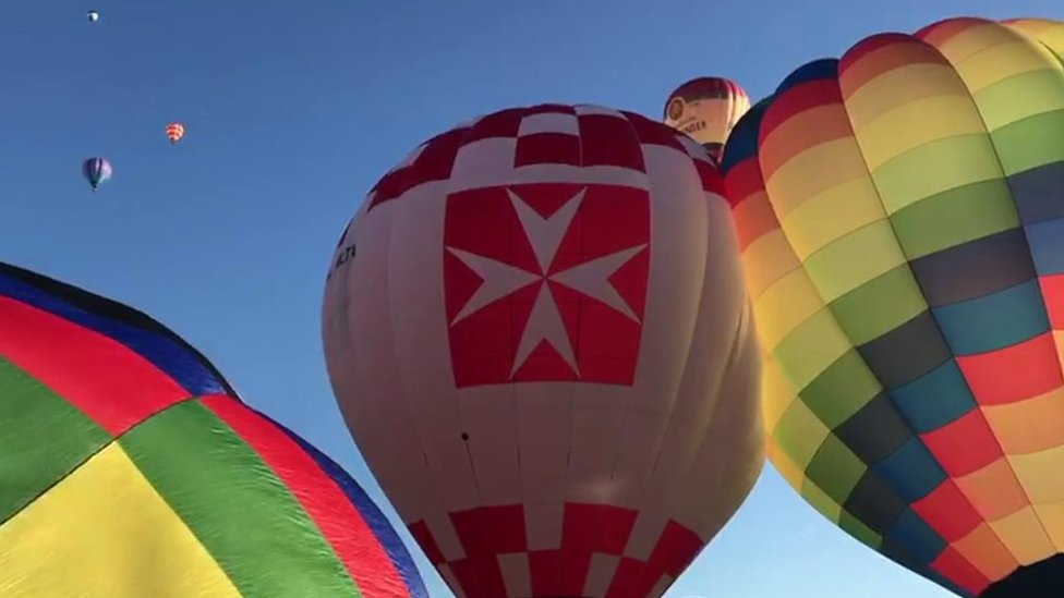 York Balloon Fiesta to return despite traffic problems
