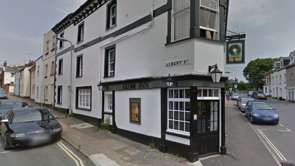 Exeter air rifle attack: Man faces charges