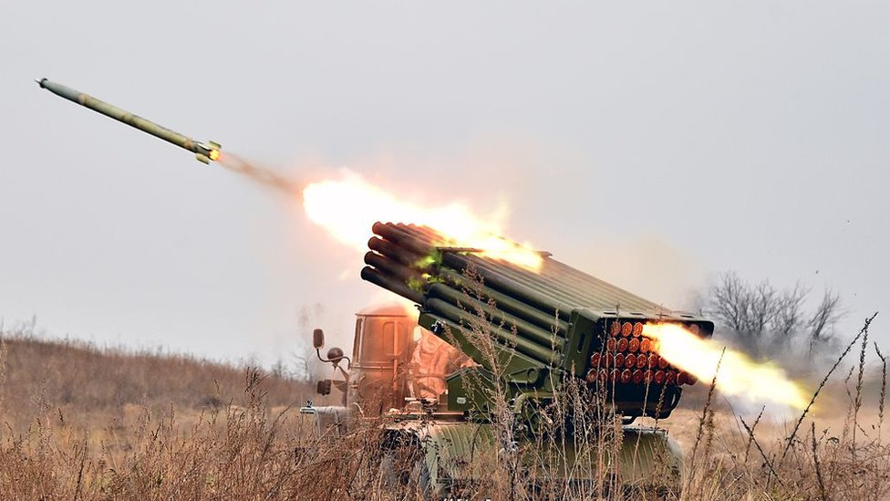Загострення на Донбасі: