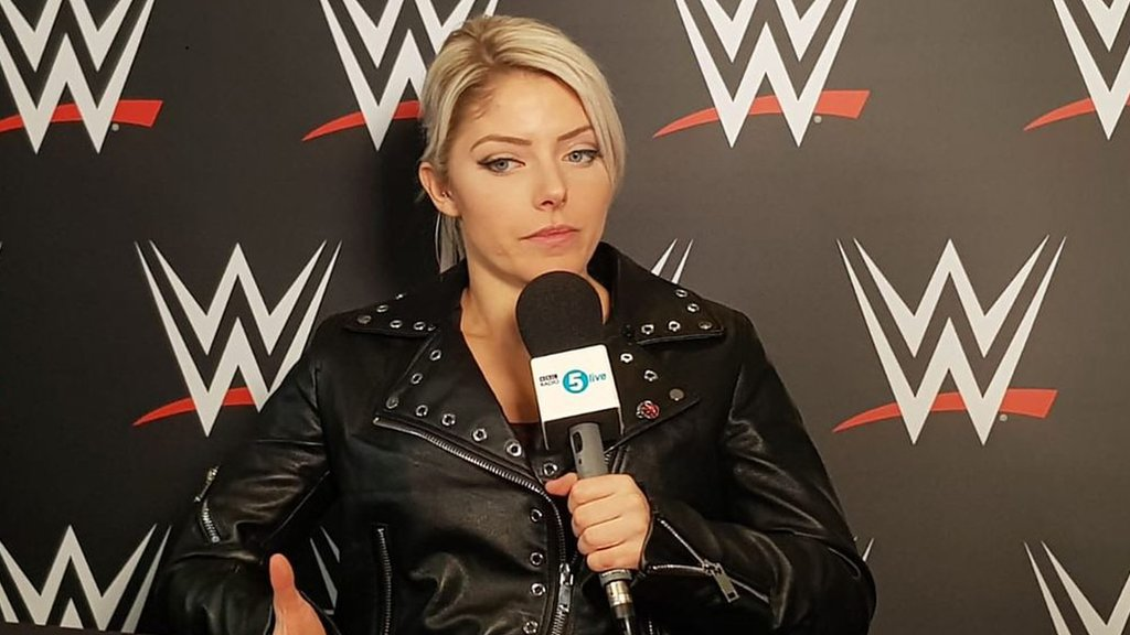 WWE's Alexa Bliss: Bodybuilding helped me face anorexia
