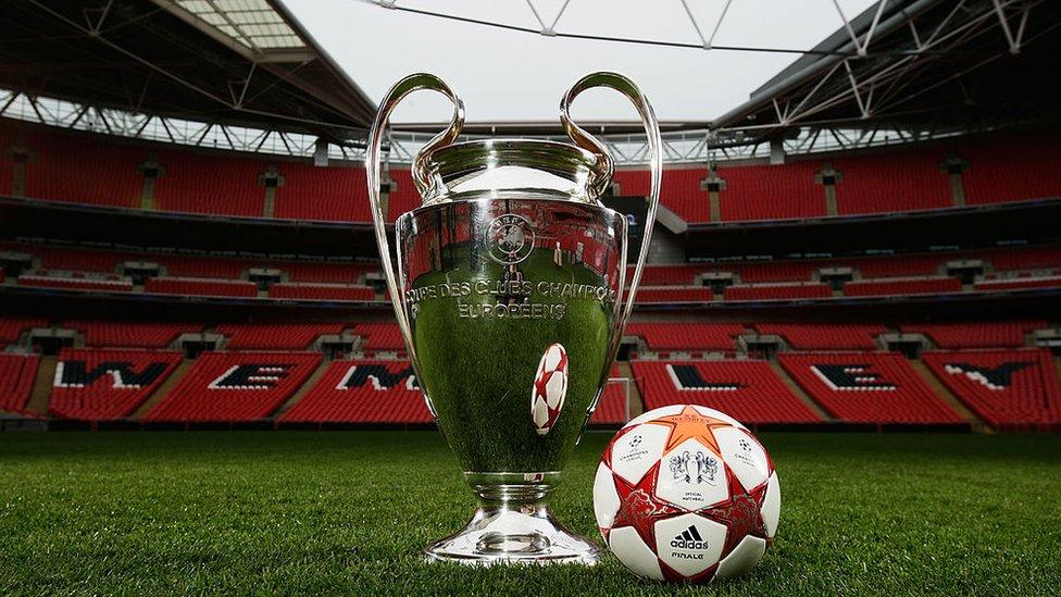 Wembley Stadyumu son olarak 2011 ve 2013 yıllarında da Şampiyonlar Ligi finallerine ev sahipliği yapmıştı.