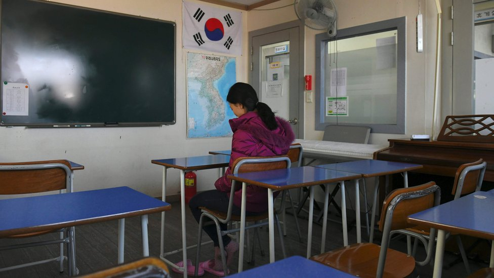Wooridul School in Seoul