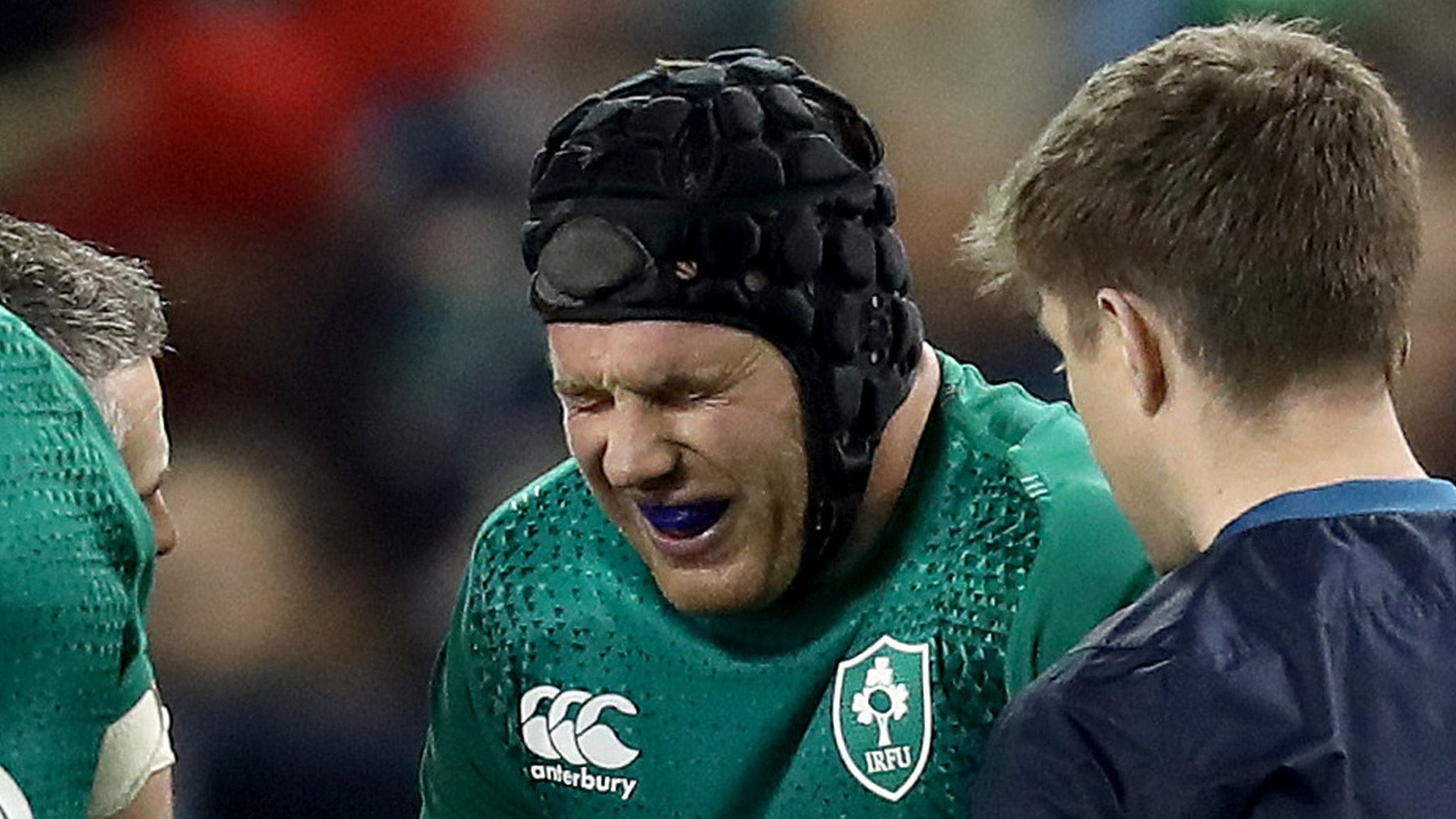 Ireland flanker O'Brien could return for Six Nations