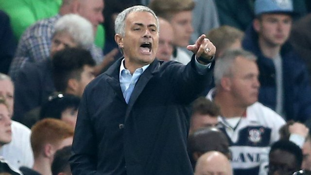 Chelsea 1-3 Southampton: Jose Mourinho accuses officials of bias
