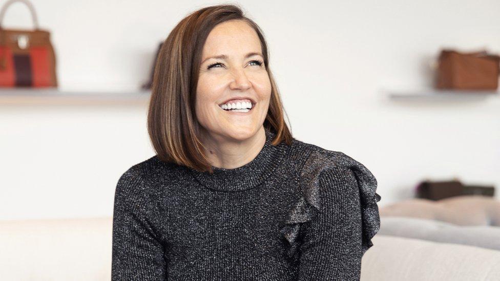 Fashionphile founder Sarah Davis