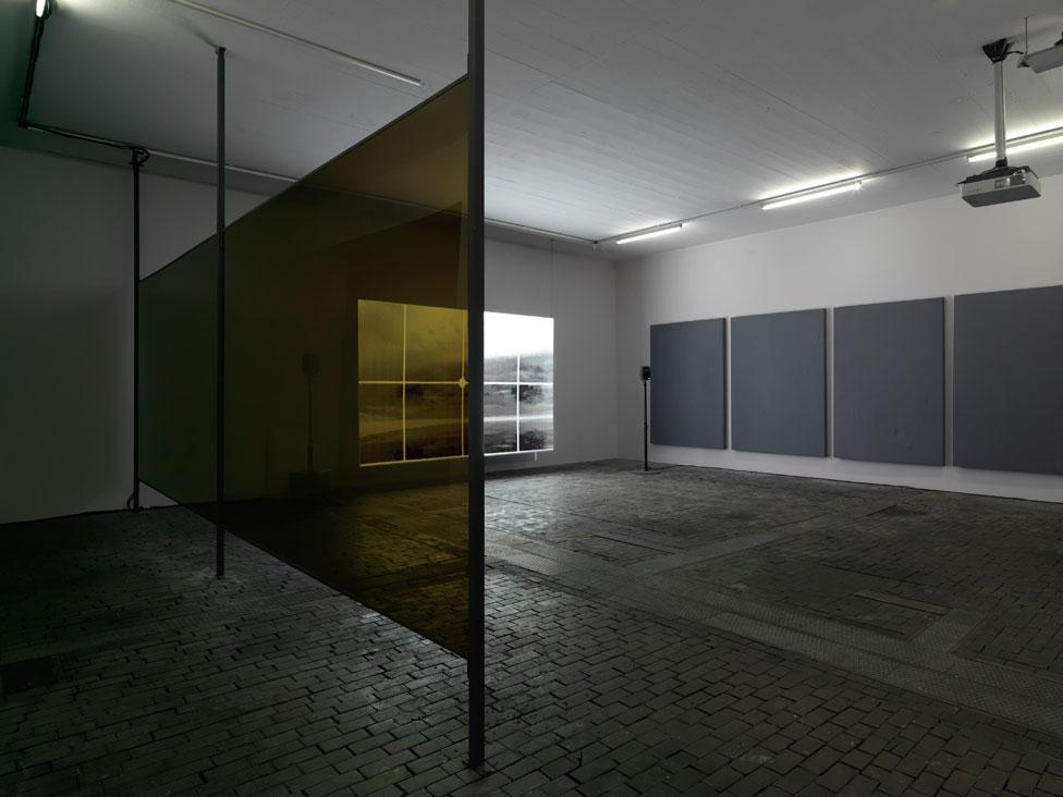James Richards's work