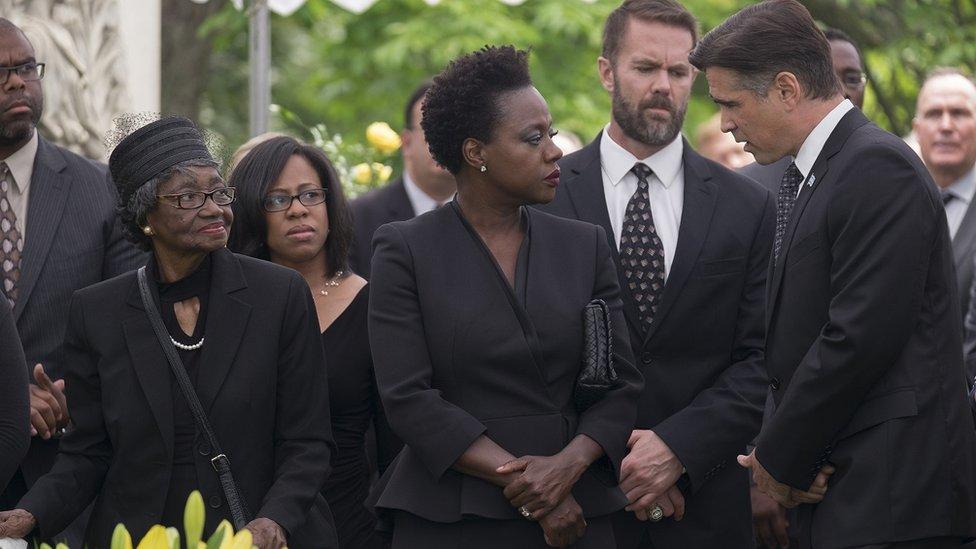 Viola Davis in Widows
