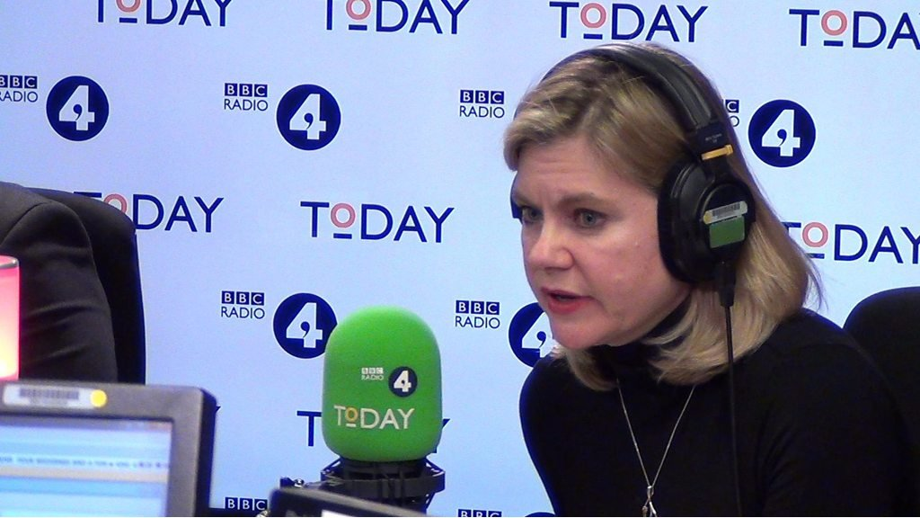 No-deal Brexit might see Justine Greening quit Conservatives