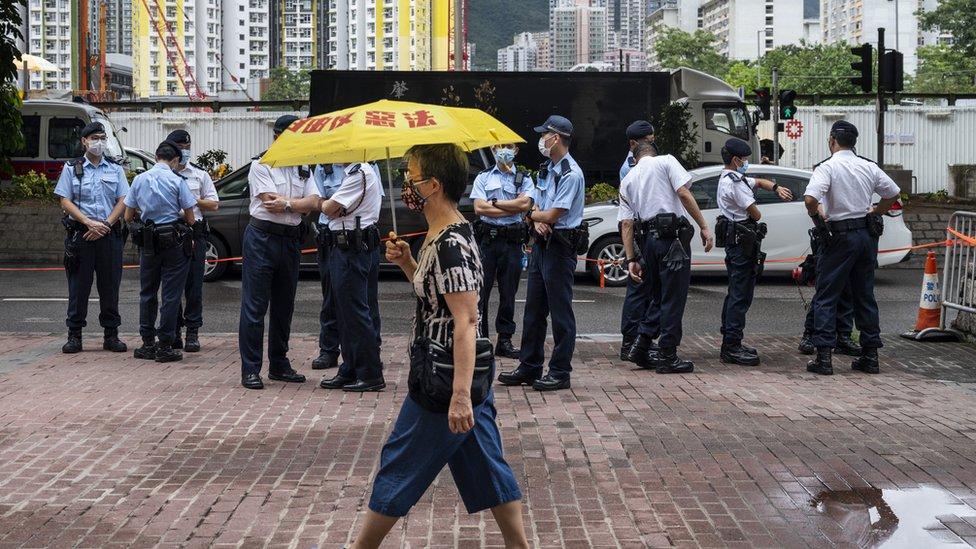 香港民主派自北京改變選舉制度後,一直沒有就是否繼續參加選舉達成共識。