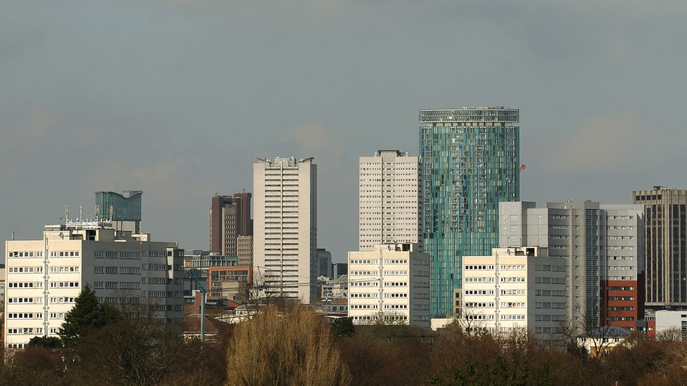 Birmingham councillors back £31m tower block sprinkler plan