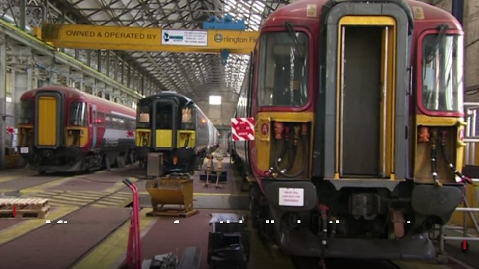 SWR refurbished trains launch delayed over door safety