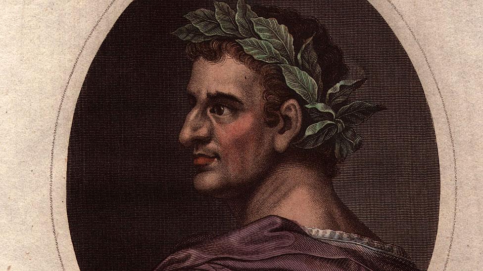 El emperador Tiberio