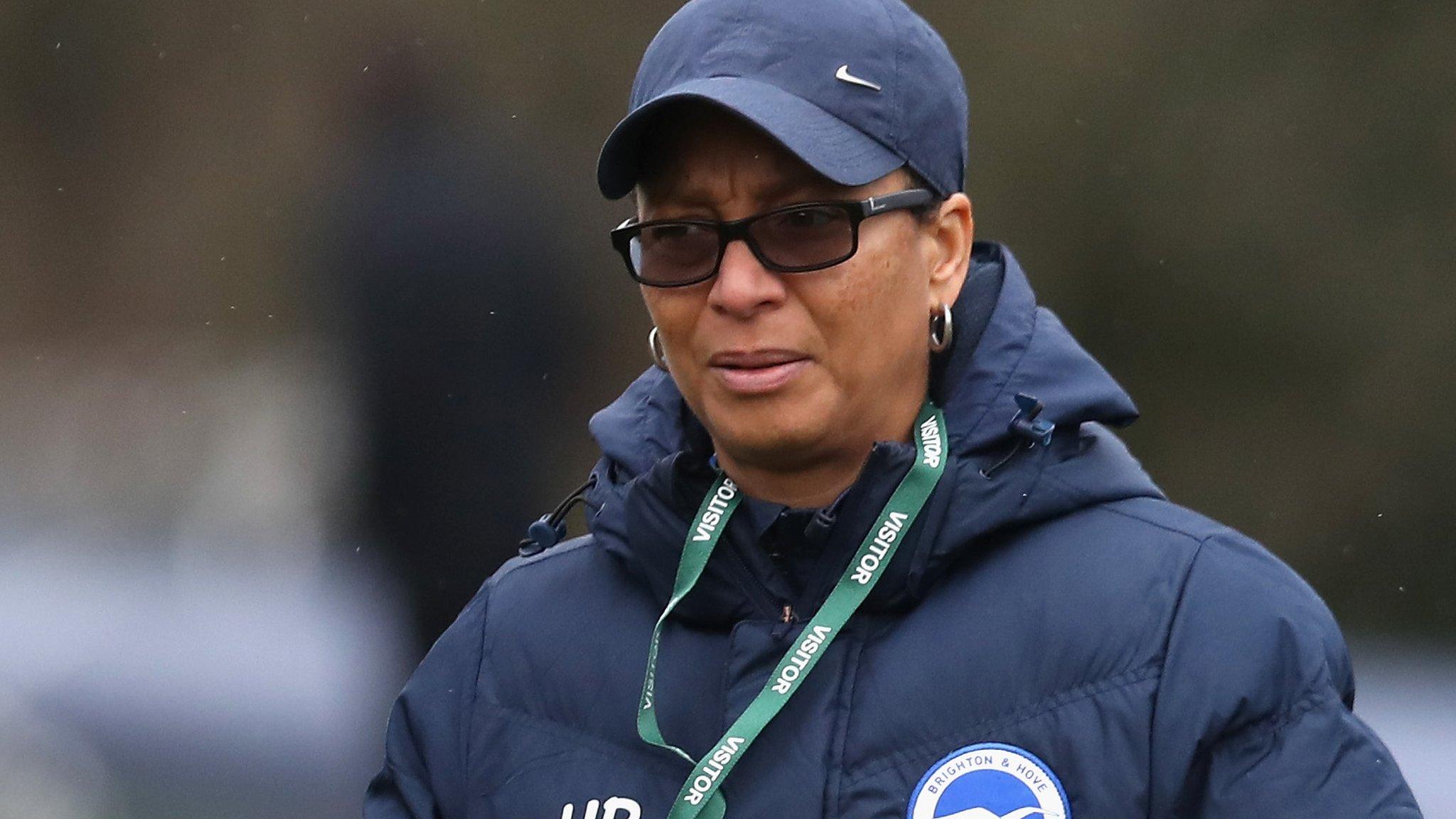 Women's Super League: Brighton's Hope Powell warns against 14-team top tier