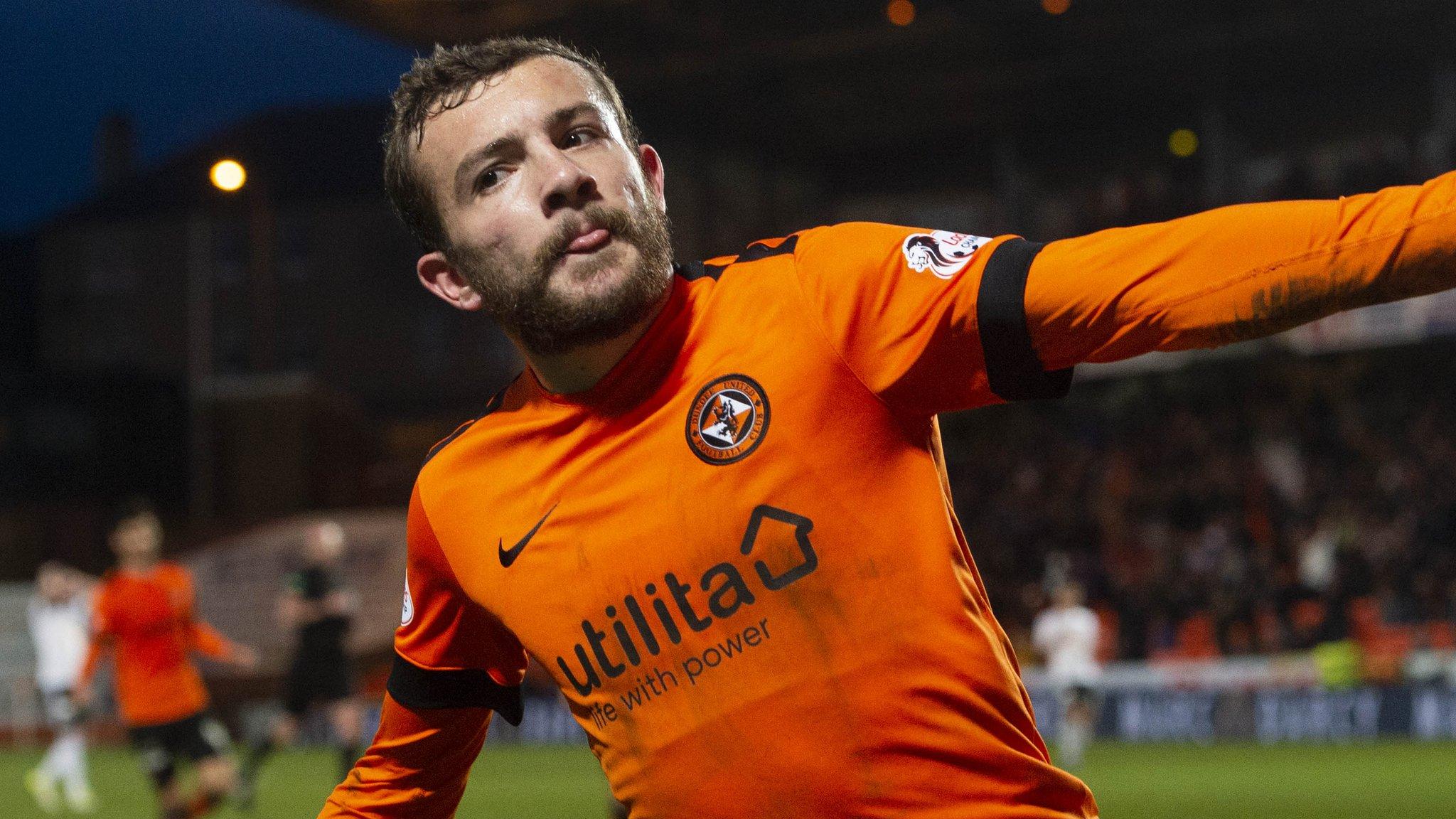 Dundee Utd 2-1 Ayr Utd: Paul McMullan & Pavol Safranko goals earn win