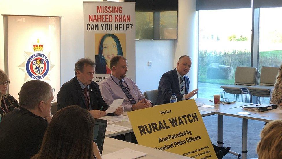 Tees Rural Crime Forum