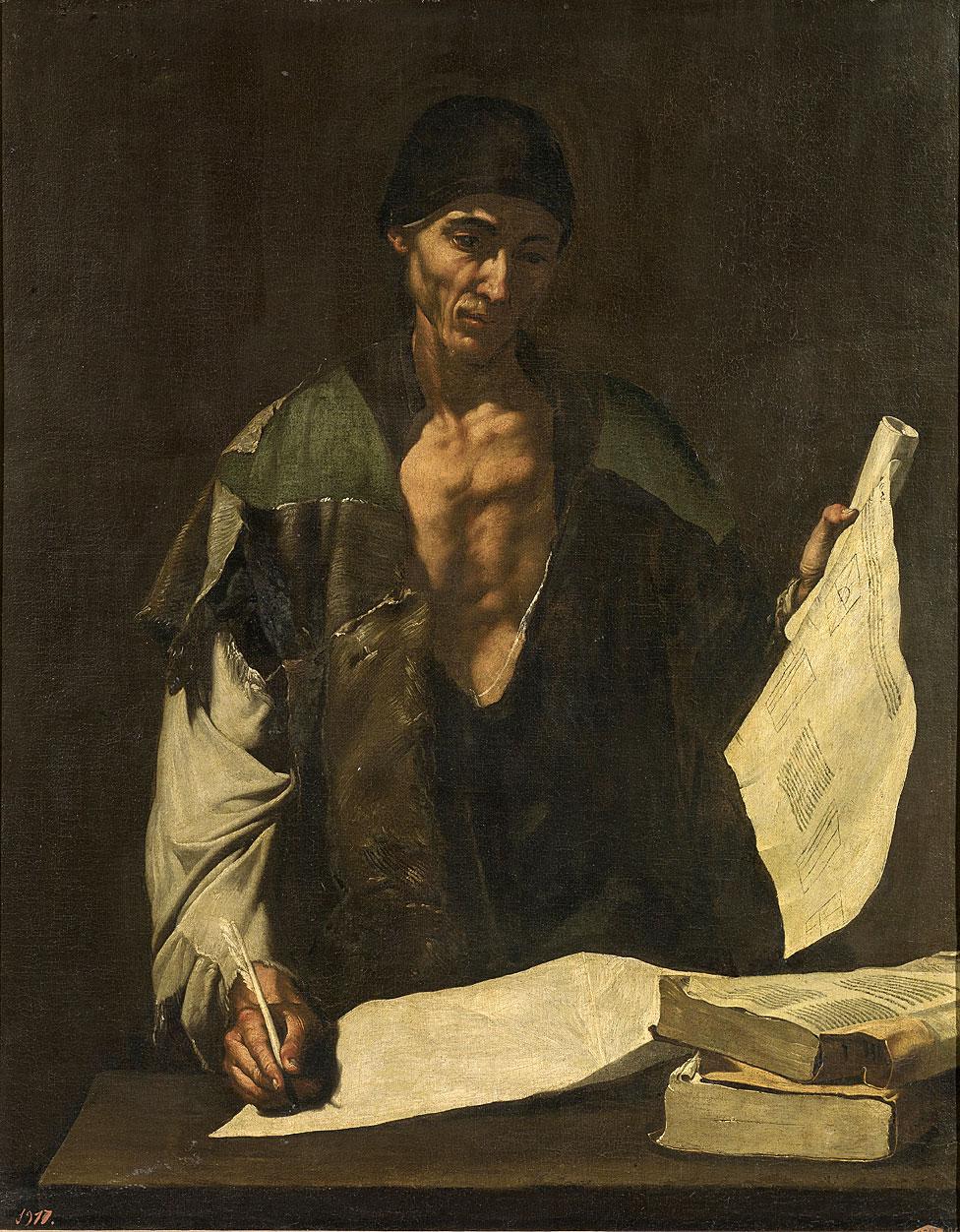 José de Ribera, (1591-1652)
