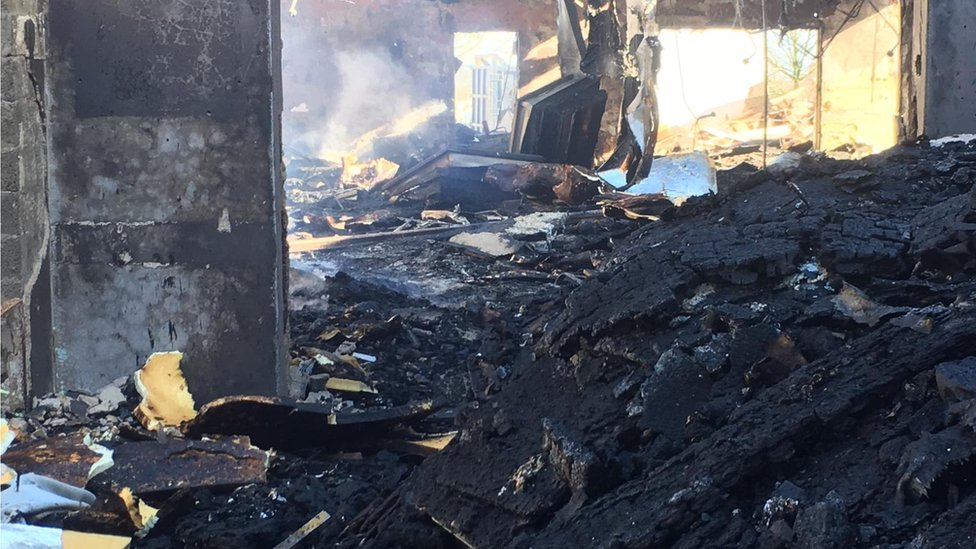 Londonderry youth club arson 'risks lives'