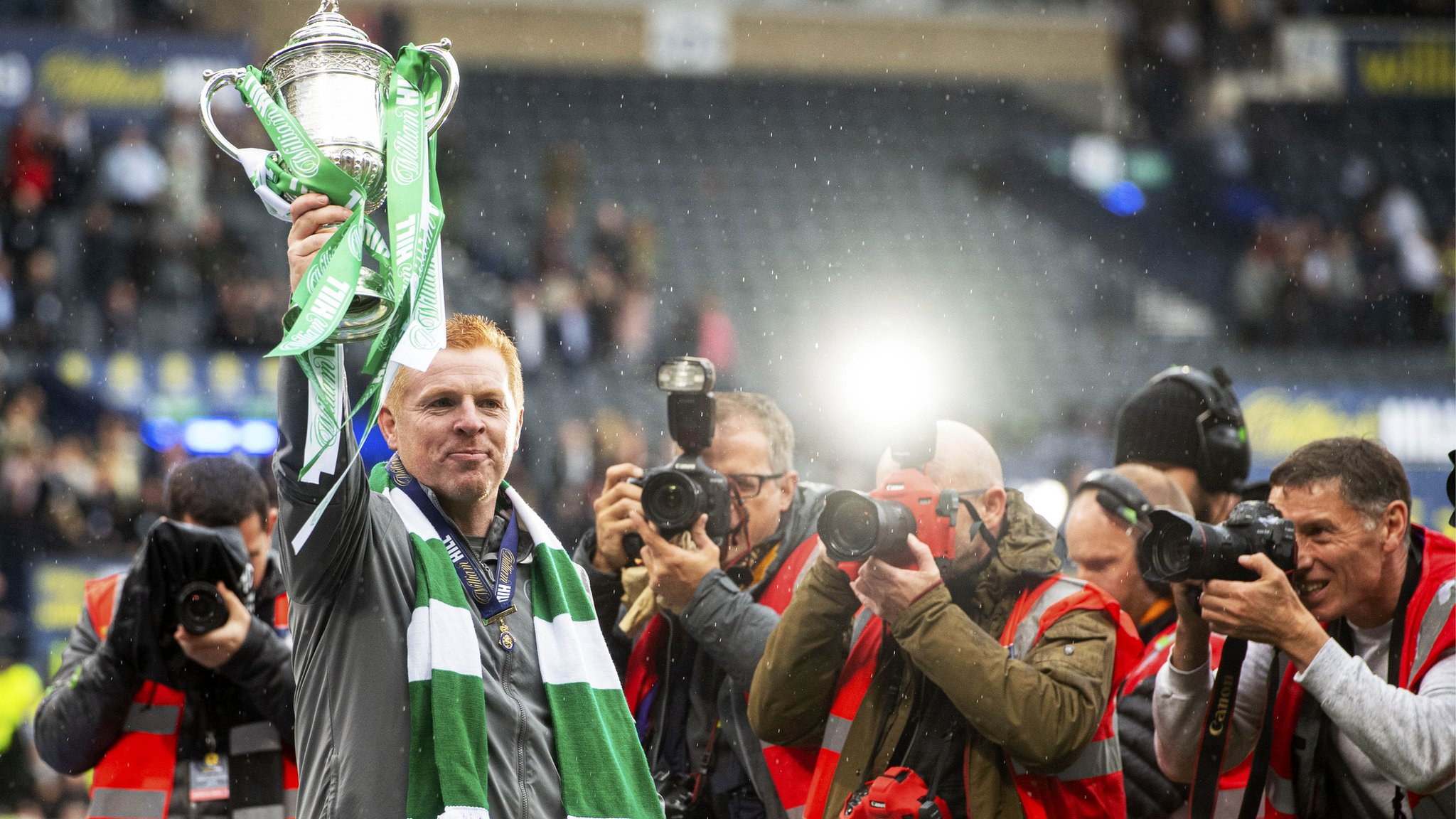 Neil Lennon better for Celtic than 'sexier' names - Alan Stubbs
