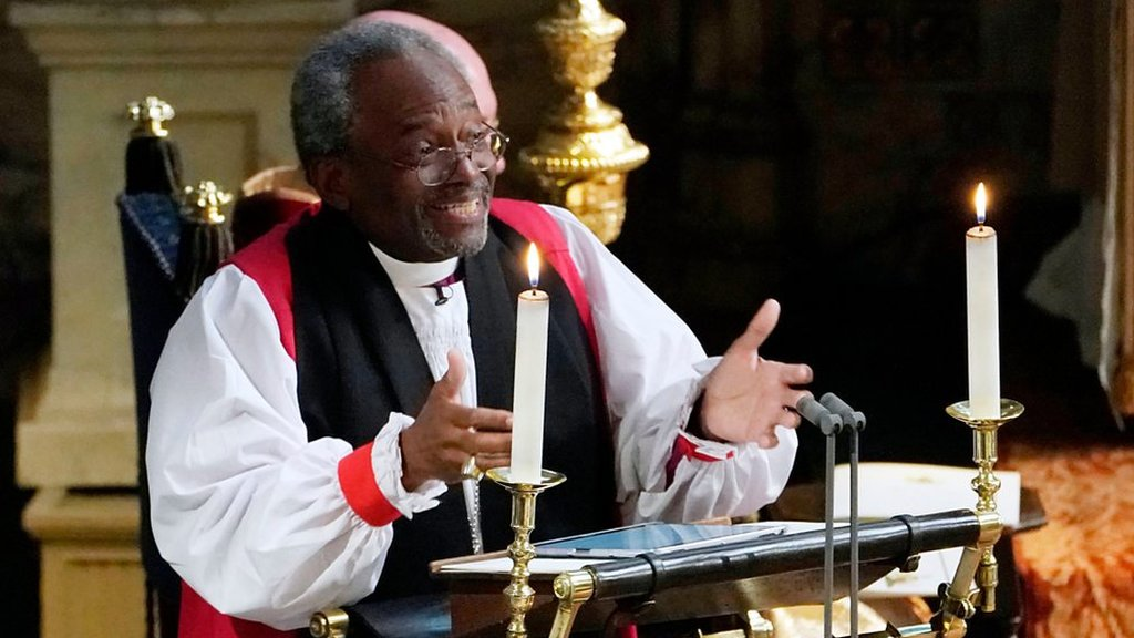 Royal wedding 2018: US Bishop wows with address