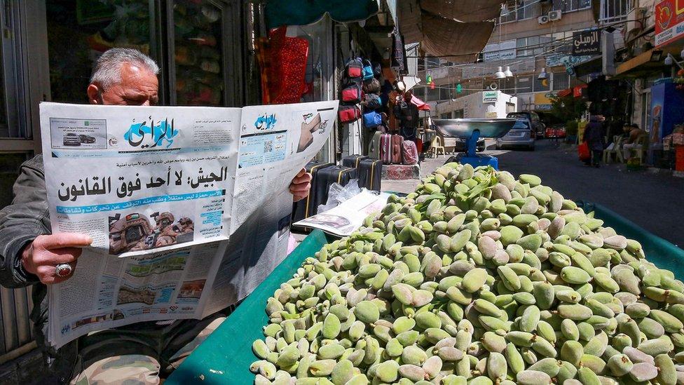 اعتقالات الأردن تشعل مواقع التواصل