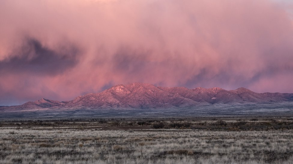 Desierto de Lordsburg