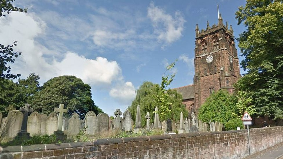 St Peter's Church, Woolton
